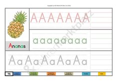 Unterrichtsergänzende Blättersammlung Druckbuchstaben-Schreibtraining Probeversion - Seite 3