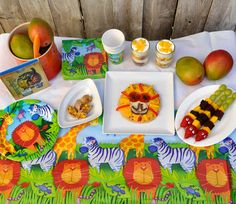 How To Plan a Jungle Book Party #DisneySMMoms