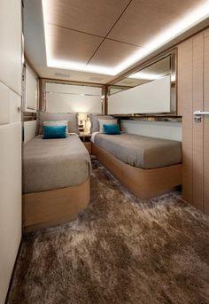 Benetti Dlefino Luxury Yacht