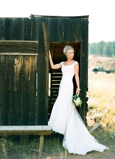 rustic | Cassidy Brooke #wedding