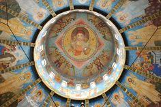 "Romanian Orthodox Church ""Dormition of the Theotokos"" from Reșița, Caraș-Severin County, Romania Romanian Orthodox Diocese of Caransebeș"