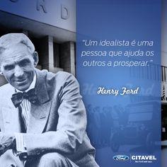 Ford Citavel - citação Henry Ford