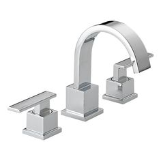 3553LF - Two Handle Widespread Lavatory Faucet