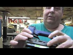 Harbor freight nail gun review