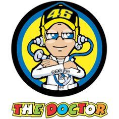 Estampa para camiseta The Doctor 001229