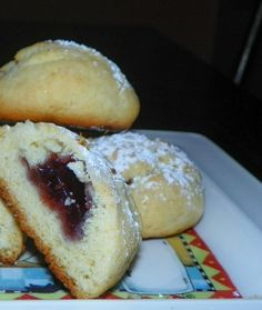 Old Fashioned Raspberry Buns Scottish) Recipe - Food.com