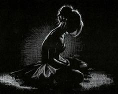 white drawing on black paper - Google keresés