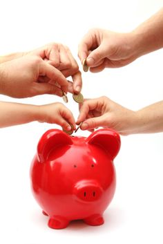 How to Save for an Emergency Fund - always handy to have 6 months pay put aside in case of injury or job reduction...
