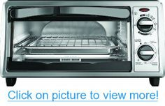 Black $ Decker TO1332SBD 4-Slice Toaster Oven