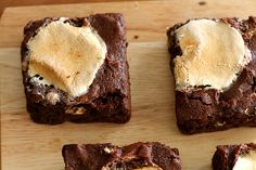 S'mores Brownies by joy the baker, via Flickr