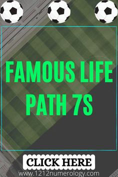 Which famous people do you share the Number 7 with? Johnny Depp, Leonardo Dicaprio, Natalie Portman, and Jerry Seinfeld are just a few of the rich and famous that you share this deeply probing and independent Life Path with! Life Path Number 7, Number Patterns, Jerry Seinfeld, Natalie Portman, Leonardo Dicaprio, Numerology, Johnny Depp, The Secret, Famous People