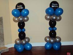Balloon Decor - Nola Party Boutique