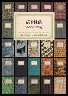 (via Leipziger Buchwissenschaft) Eire. Bloomsday. Irland.