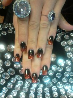 Harley nails for my motorcyles freinds