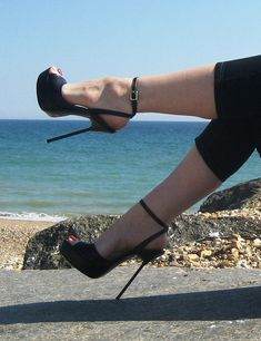 High Stiletto Sandals by RoSa   get your  silver  Naturalizer  Mary Janes shoes  at our store     http://wwwshoebiz.com