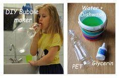 DIY Bubble maker