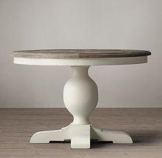 "Baroque Table 48"" | $1500 | Restoration Hardware"
