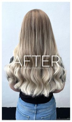 Lived in Blonde 🤍 Balayage by Steph  Book your complimentary Balayage Consultation with Steph or one of our other Balayage Specialists... ☎ Call 02920461191 or book online.  O.Constantinou & Sons. 99 Crwys Rd, Cardiff. CF24 4NF.  #simonconstantinou #blondebalayage #balayage #balayagehighlights #showmethebalayage #ashblondebalayage #balayagehair #balayageandpainted #iamgoldwell #Cardiffsalon #behindthechair  Ash Blonde Balayage, Balayage Highlights, Grey Hair Don't Care, Latest Hair Color, Hair And Beauty Salon, Hair Transformation, Color Inspiration, Salons, Long Hair Styles