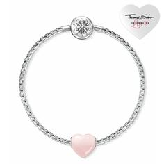 Thomas Sabo Karma Beads is offering another special bracelet for this Valentine's Day! The promotion includes a Karma bracelet and a limited edition rose q Thomas Sabo, Bracelet Karma, Heart Bracelet, Valentines Presents, Summer Bracelets, Latest Jewellery, Cute Jewelry, Jewelry Stores, Accessories