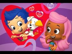 Bubble Guppies - Happy Valentines Play