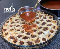 Food And Drink, Pizza, Pudding, Desserts, Recipes, Foods, Recipe, Cooking, Eten