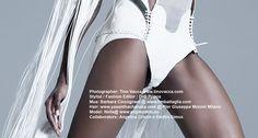 Popdam Magazine Issue 10 SAVAGE FRINGES by TINO VACCA Photographer : Tino Vacca www.tinovacca.com Stylist / Fashion Editor : Didi Prince  Mua: Barbara Ciccognani  @ www.hmbattaglia.com Hair: www.yasanthachanaka.com @ pier giuseppe moroni milano (hanno collaborato Angelica Cristin e Elettra Simos) model NELLA @ www.popmodels.eu Abito bianco con frange/ dress : MirkoG di Brandimarte - Scarpe in cuoio e corda/ platform: Paloma Barcelò