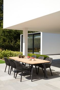 Outdoor Dining, Dining Tables, Outdoor Decor, Weekend House, Lounges, Patio, Outdoor Furniture, Bristol, Garden