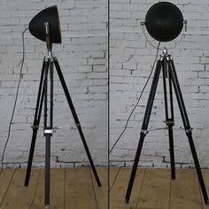 Modern Tripod Floor Lamp Fashion Lamparas De Pie Wood Holder Floor Light Handcraft E27 white/black Floor Lamps For Living Room-in Floor Lamps from Lights & Lighting on Aliexpress.com | Alibaba Group
