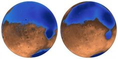Mars' oceans formed early, possibly aided by massive volcanic eruptions Oceans formed before Tharsis and evolved together, shaping climate history of Mars Date:March 19, 2018Source:University of...