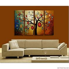 Contemporary wall art is one of the latest trends to decorate the walls of your home and they create a entire new look. There are various materials and designs that can be used in contemporary wall...