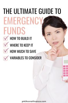 Having an emergency fund is the first step to achieving financial freedom. Learn seven genius ways you can start and build an emergency fund today. Making A Budget, Create A Budget, Money Saving Challenge, Saving Money, Sinking Funds, Savings Plan, Managing Your Money, Financial Success, Finance Tips