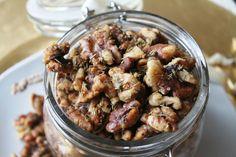 Walnut Recipes on Pinterest   Candied Walnuts, Walnut Cookies and ...