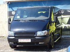 Second hand Ford Transit - 3 390 EUR, 254 000 km, 2002 - autovit.ro