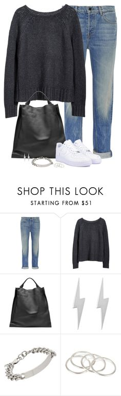 """""""Untitled 285 (Fall/Winter)"""" by maddkat ❤ liked on Polyvore featuring Alexander Wang, Jil Sander, Edge Only, Loren Stewart, Vanessa Mooney and NIKE"""