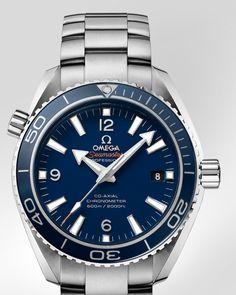 9e908167ffe OMEGA Watches  Seamaster Planet Ocean 600 M Omega Co-Axial 42 mm - Titanium