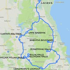 Waterfalls, volcano crater lakes and rain forest make this a great day trip from Cairns. Here's my Atherton Tablelands self drive day trip itinerary!