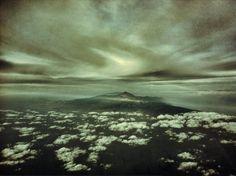 El Teide. Airplane View, Spaces, Mountains, Nature, Travel, Heavens, Pintura, Naturaleza, Trips