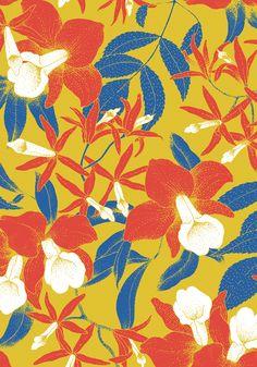 pattern by MiNAKANI for la fiancée du mekong www.minakani.com #minakani #lafianceedumekong