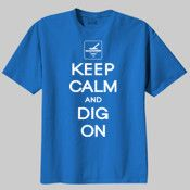 Keep Calm and Dig On #metaldetector