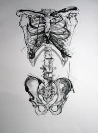 black skeleton art - Google Search