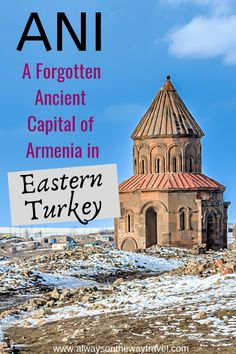 Ani is a rare winter destination to travel to in Turkey but this place is full of history and should be added to your bucket list if you ever make it to the eastern part of Turkey. Turkey Destinations, Travel Destinations, Travel Europe, Turkey History, Romantic Camping, Turkey Travel, Beautiful Places To Visit, Armenia, Winter Travel