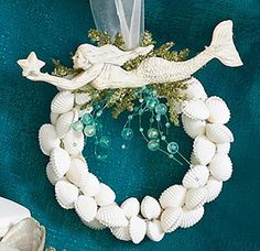 Ocean #Mermaid Shell Ring