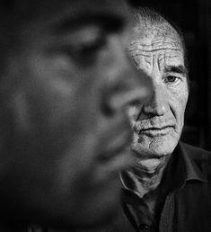 Powerful Portrait Photography by Brett Walker