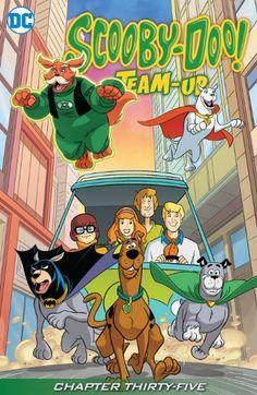 Scooby-Doo Team-Up #35