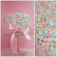 Cake, marshmallowstårta