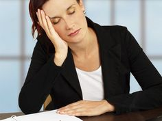 8 Weird Reasons You're Tired All The Time