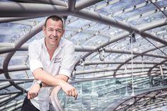 Der Sepemtber- Gastkoch im Restaurant Ikarus: Richard von Oostenbrugge • Helge Kirchberger Photography / Red Bull Hangar-7