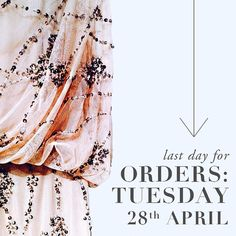 Looking for a dress for the long weekend ahead? Don't forget to place your orders by tomorrow, April 28 so we can deliver it to your preferred address. Kindly take note orders after April 28 for this weekend will have to opt for same day delivery to ensure smooth and timely deliveries. The showroom is also closed on Labour Day, May 1st and Wesak Day, May 4th. For further inquiries, drop us a line at customercare@rentadress.com.my