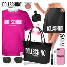 """""""Dollschino London"""" by gaby-mil ❤ liked on Polyvore featuring Christian Dior and John Varvatos"""
