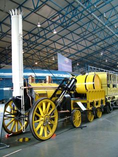 Stephenson's Rocket ,built for the Rainhill trails, was not the fastest, but was the most reliable, hence it winning .